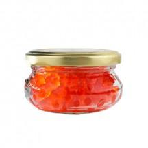 Икра кеты кошерная zarendom premium gold - зарендом премиум голд стекло банка 100 грамм