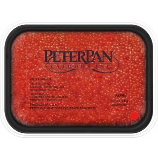 Икра кеты заморозки глубокой заморозки peter pan - питер пен (1 сорт) 1 кг