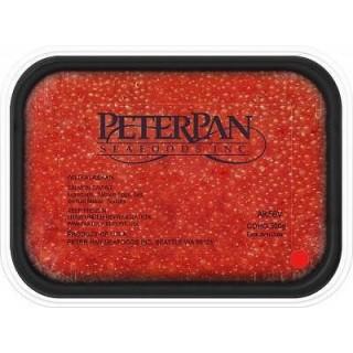 Икра кеты заморозки шоковой peter pan - питер пен (1 сорт) 0.5 кг