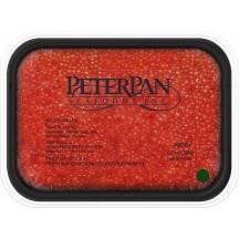 Икра кижуча глубокой заморозки peter pan - питер пен (1 сорт) 0.5 кг