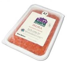 Икра горбуши шоковой заморозки kodiak - кодиак (3 сорт) 1 кг