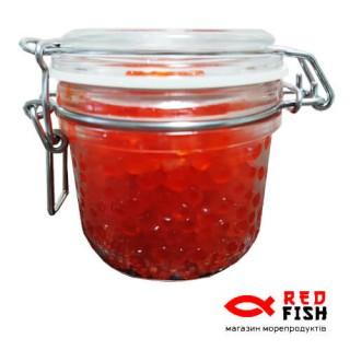 Икра лососевая красная горбуша