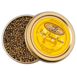 Черная икра русский осетр 100 грамм royal belgium caviar
