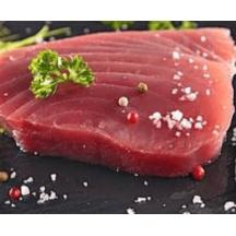 Тунец филе брикет 300-500гр (шт.) Цена за 1кг