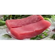 Тунец филе брикет 200-300гр вес (кг)