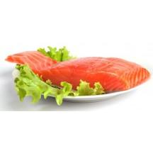 Филе лосося охлажденное премиум в/у Цена за 1кг